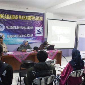 PENGARAHAN MAHASISWA BARU TAHUN 2019/2020